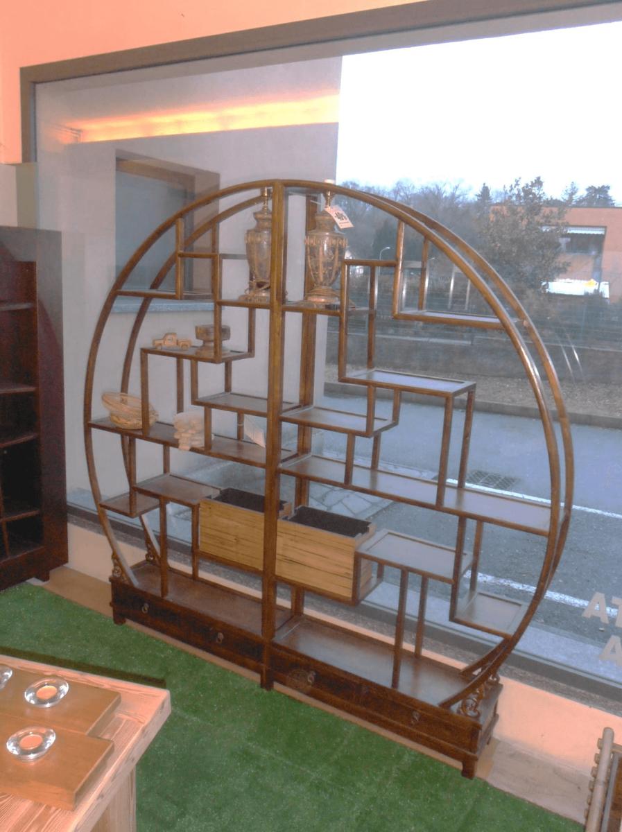 libreria-decorativa-cerchio1